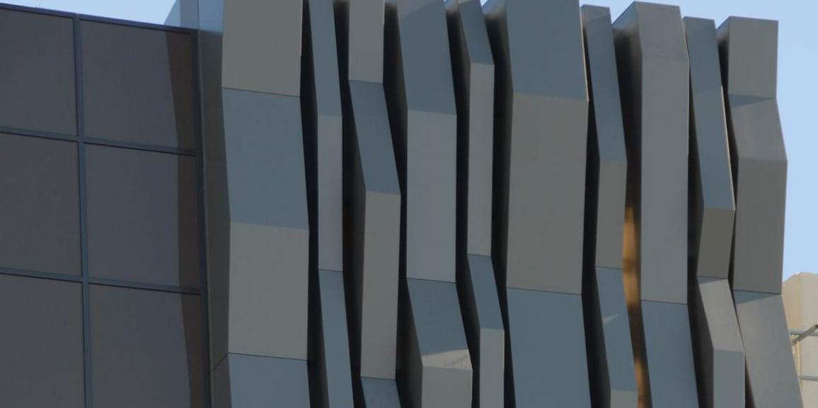 Bardage exterieur pvc composite clin acier et t le protectis habitat - Bardage exterieur composite ...